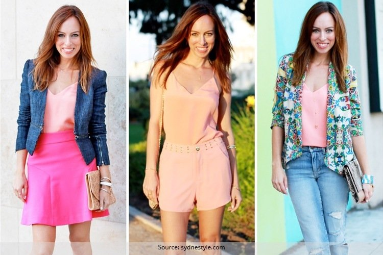 Style a Camisole in Different Ways