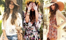 Summer Boho Chic Chick Look