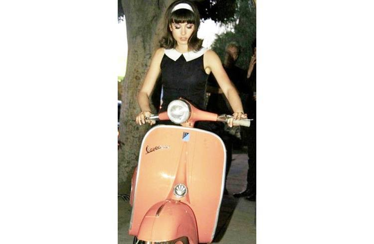Swinging sixties fashion