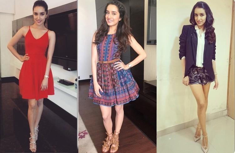 Tanya Ghavri Styled Shraddha Kapoor