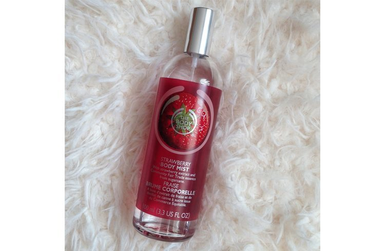 Strawberry by The Body Shop