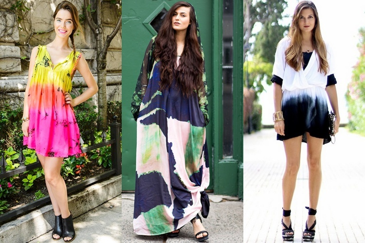 Tie And Dye Fashion