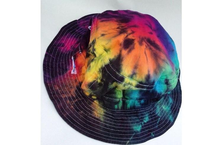 Tie Dye Cap