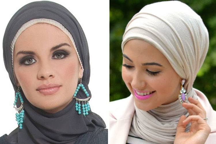 top hijab earrings