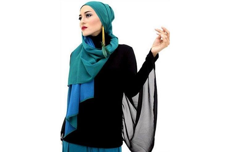 top most hijab earrings