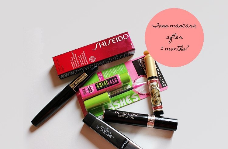 Buying and using Mascara