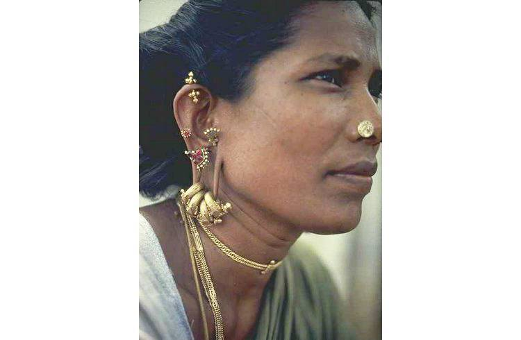 Tribal chunky Jewellery