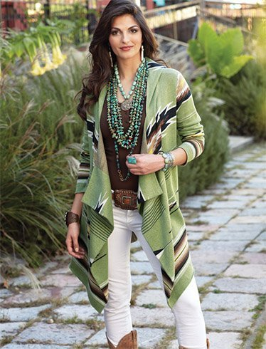 Ways To Dress Boho Chic Summer