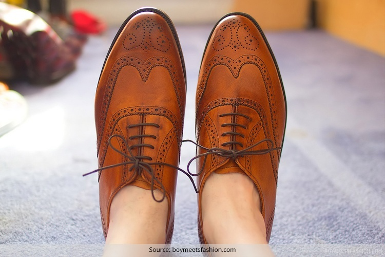 Ways to Style Brogues