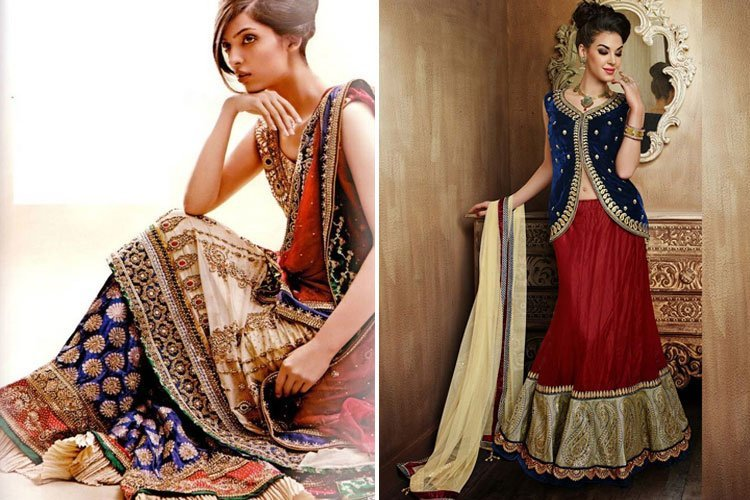 wedding lehengas for bride