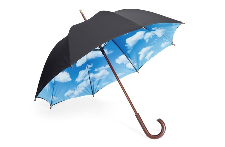 Women stylish umbrellas