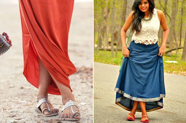 womens kolhapuris styles
