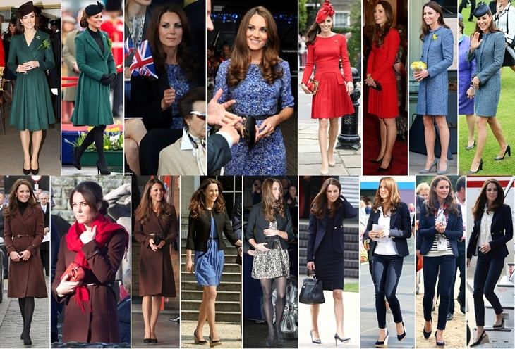 Best kate middleton styles