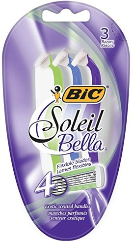 Bic Soleil Bella Disposable Razors