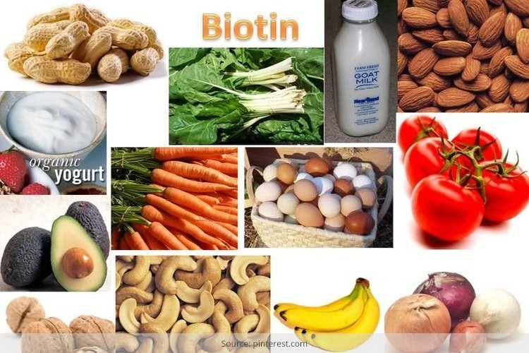 Biotin Rich Foods For Hair Growth