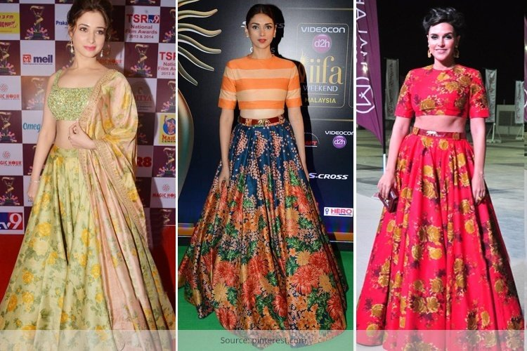 Celebrities in Sabyasachi