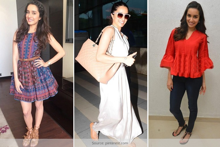 College Fashion Inspiration from Shraddha Kapoor