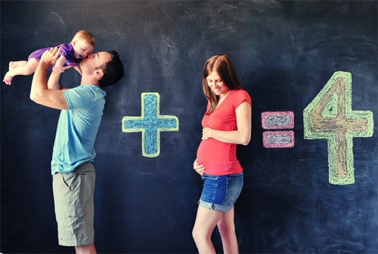 Creative Pregnancy Photo Ideas