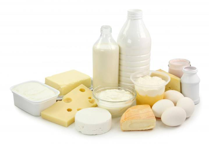 Dairy Products For Hair Growth