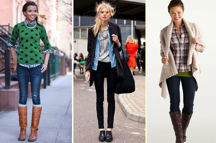 Fashion Trends Skinny Girl