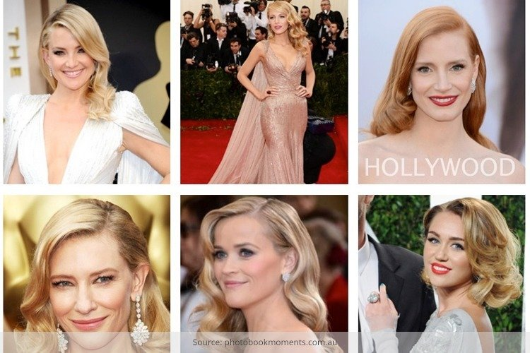 Hollywoods Most Iconic Blondes