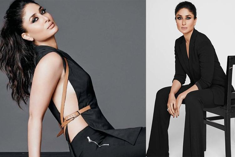 Kareena Kapoor Formal Black Outfits