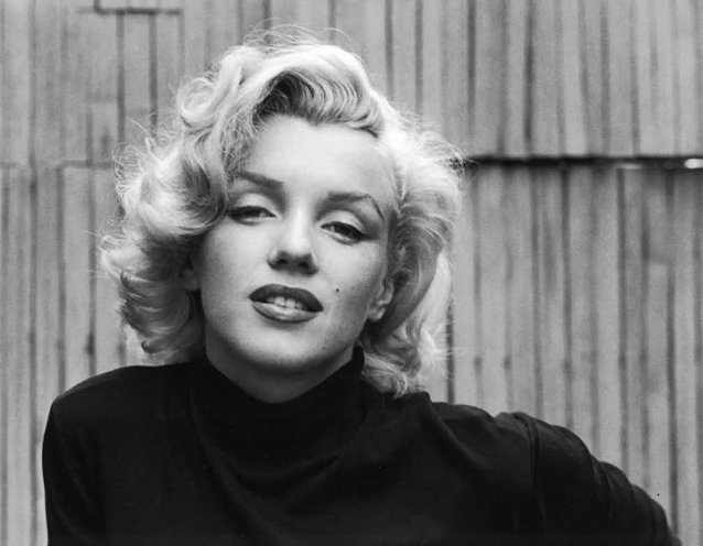 Marilyn Monroe most iconic blondes