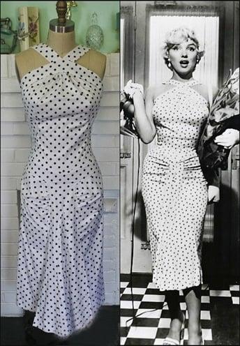 Marilyn monroe Polka Fancies