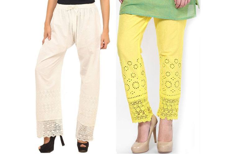 Pakistan Chikankari pants
