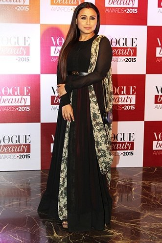 Rani Mukherjee At Vogue Beauty Awards 2015