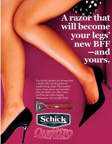 Schick Quattro for Women