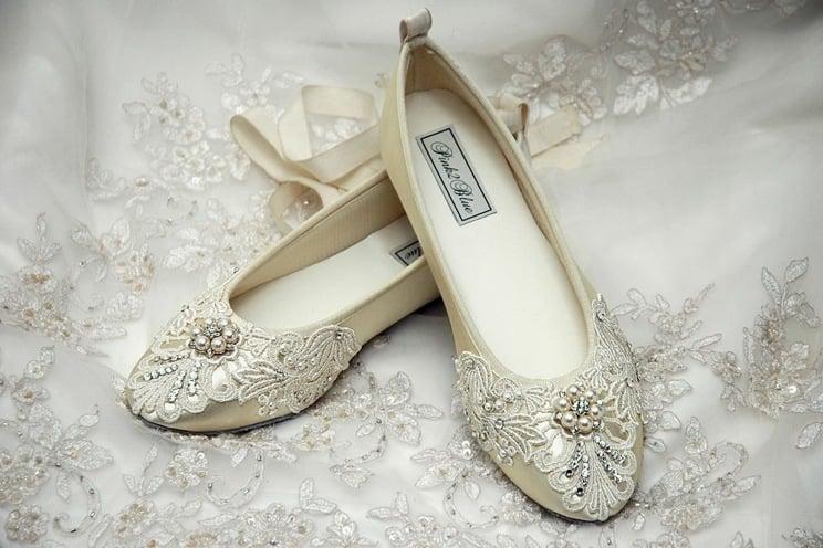 Trousseau Bridal sandals