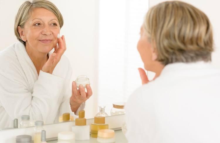 Anti wrinkles face cream