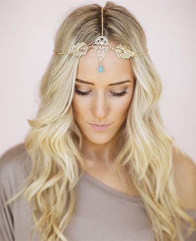 Boho head accessories