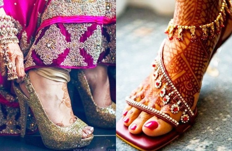 Bridal Footwear Trends
