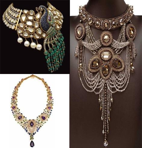 Bridal Motif Jewelry