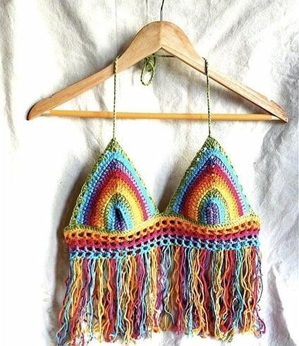 Crochet Bras