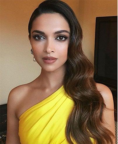Deepika Padukones Hairstyles