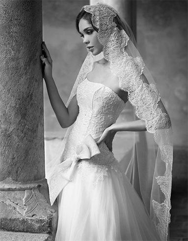 Dresses by Alessandra Rinaudo 2015