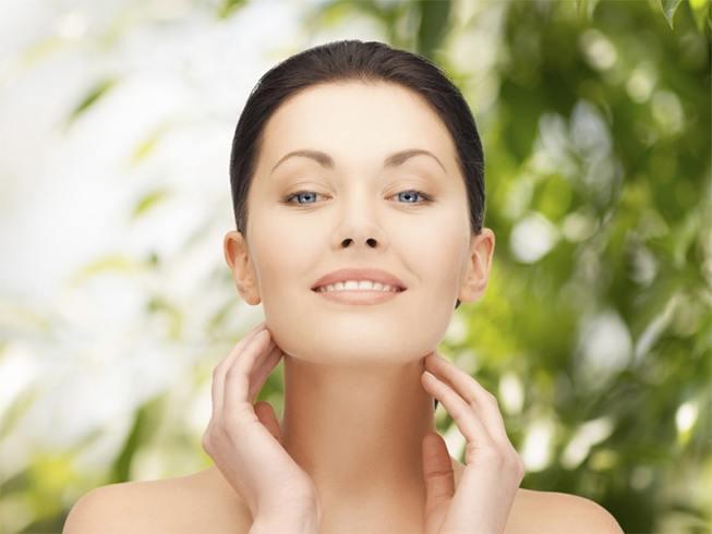 Early 30's skin collagen