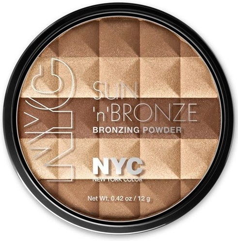 famous Bronzer for dark skin