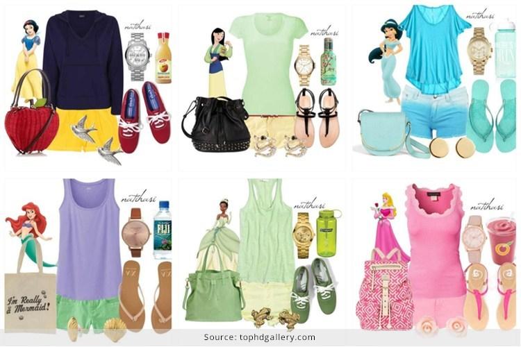 Fantasy Fashion Outfits