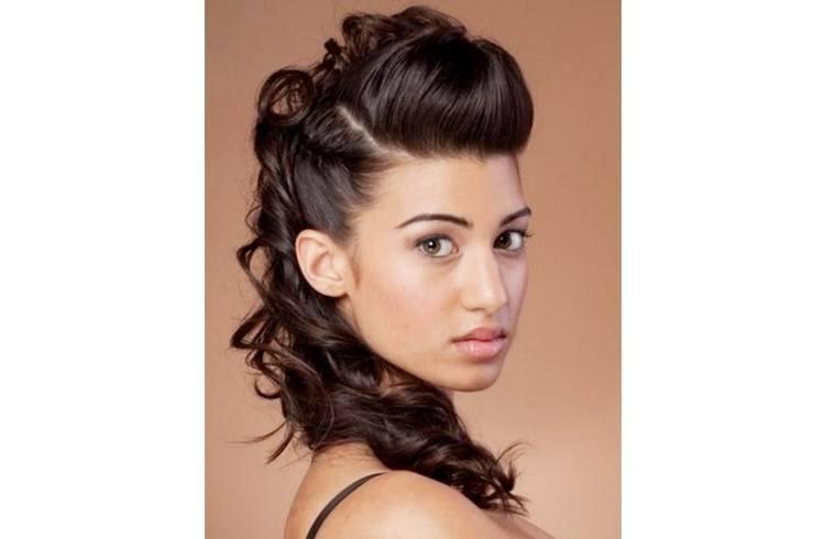 Hair gel for hair