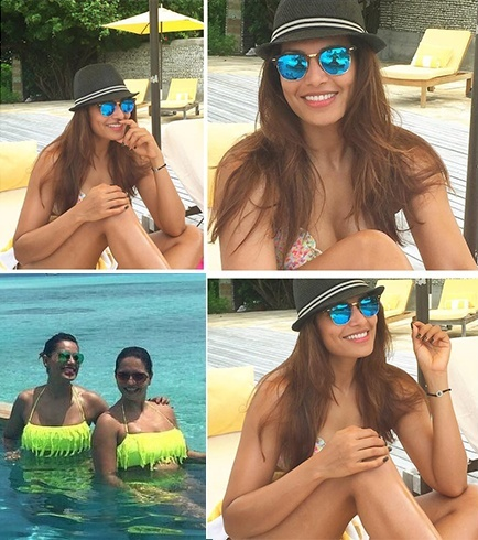 Holiday Tips From Bipasha Basu