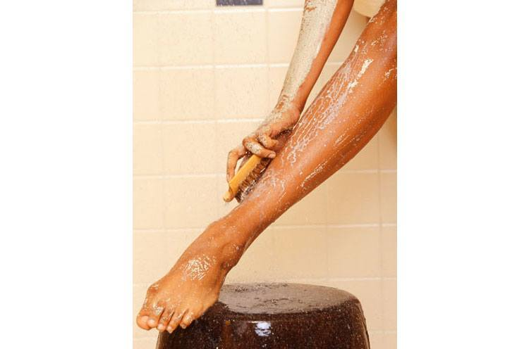 how to shave your legs
