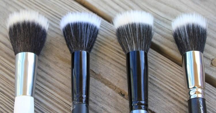 how to use bronzer on dark skin