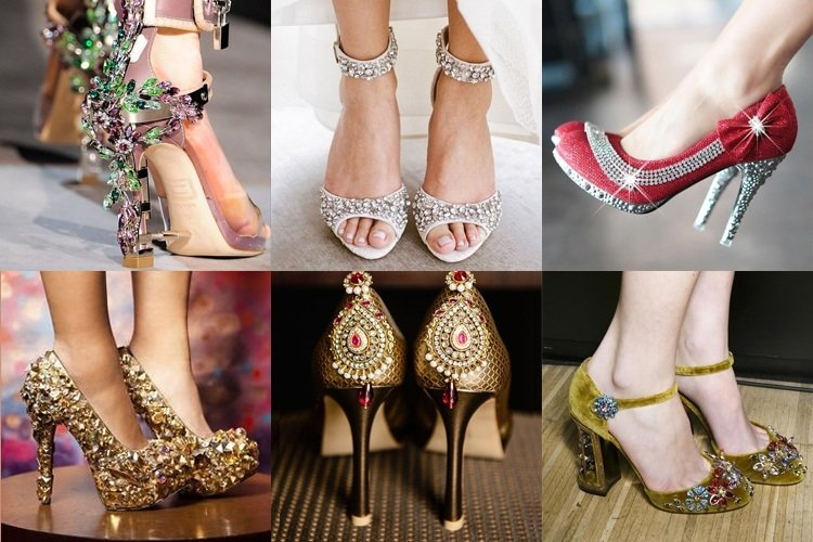 Jewel Shoes For All Seasons
