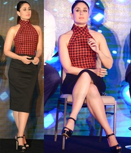 Kareena Kapoor in Pencil Skirts