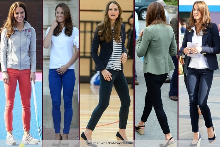 Kate Middleton Makes Jeans