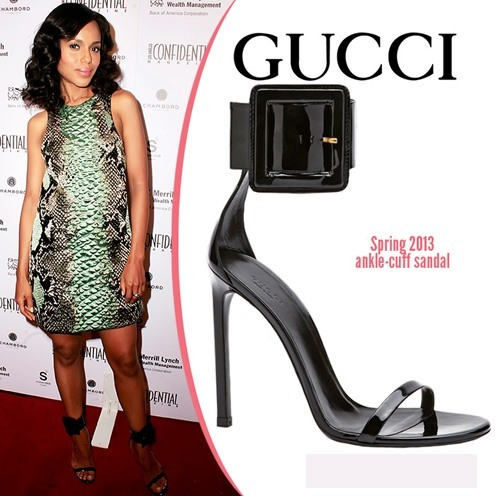 kerry washington gucci heels